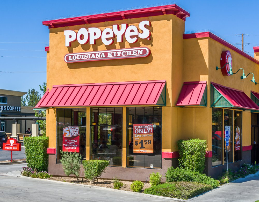 10 Things You Probably Didn T Know About Popeyes Chicken