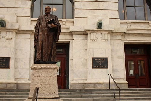 Monument to segregationist E.D. White should be removed, not placed next to Chief Justice Bernette Johnson's museum