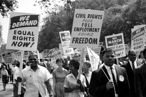Will Black People Ever Overcome
