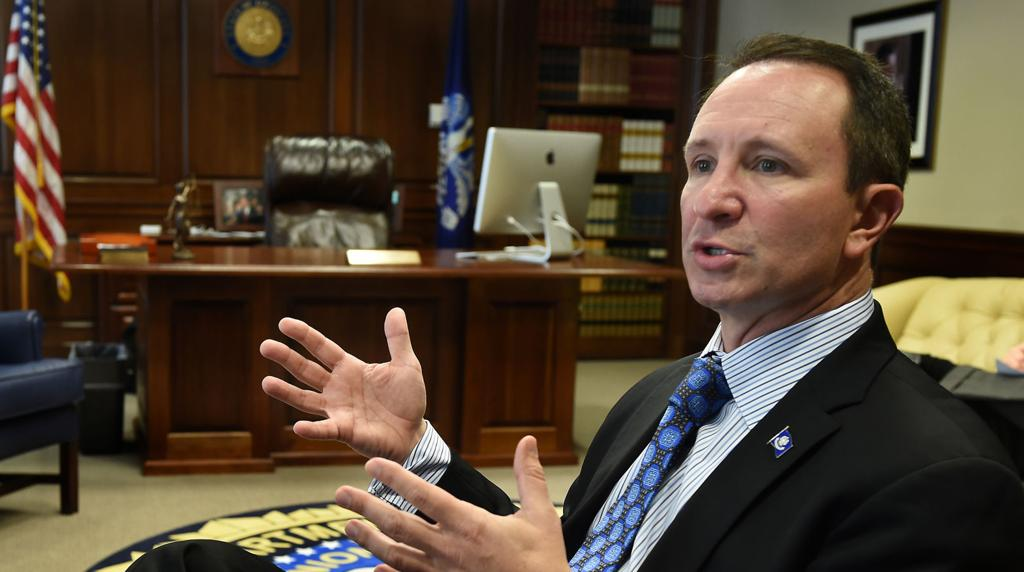 Jeff Landry For Governor