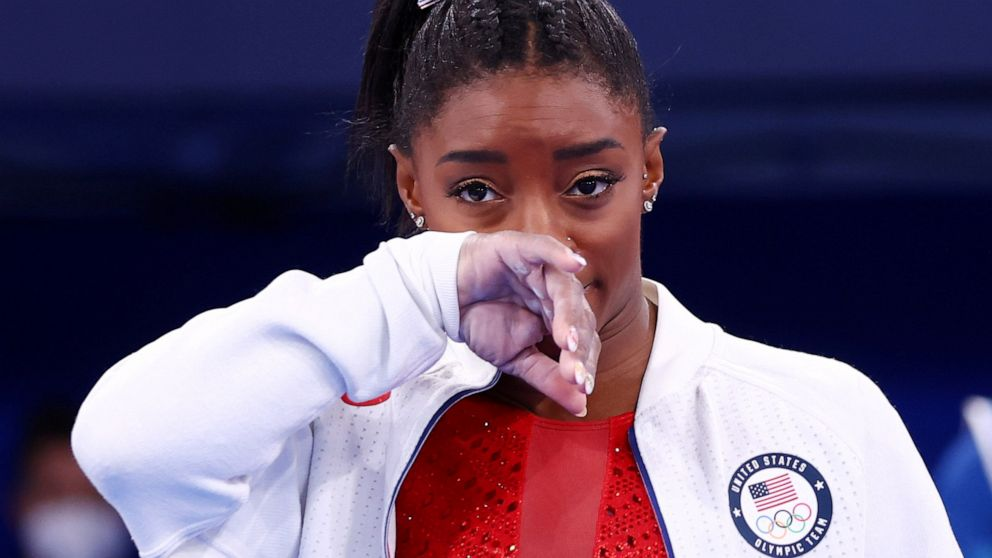 5 Mental Health Lessons We Can Learn from Simone Biles